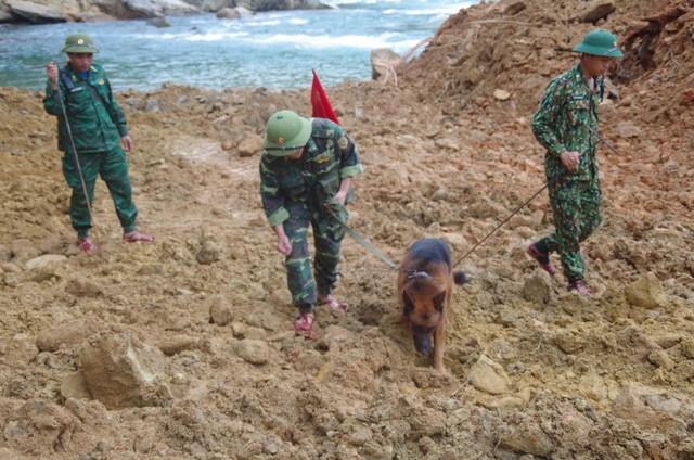 Toàn cảnh cuộc ngăn đập, nắn dòng Rào Trăng 3 tìm kiếm 12 người đã mất tích hơn 1 tháng - Ảnh 6.