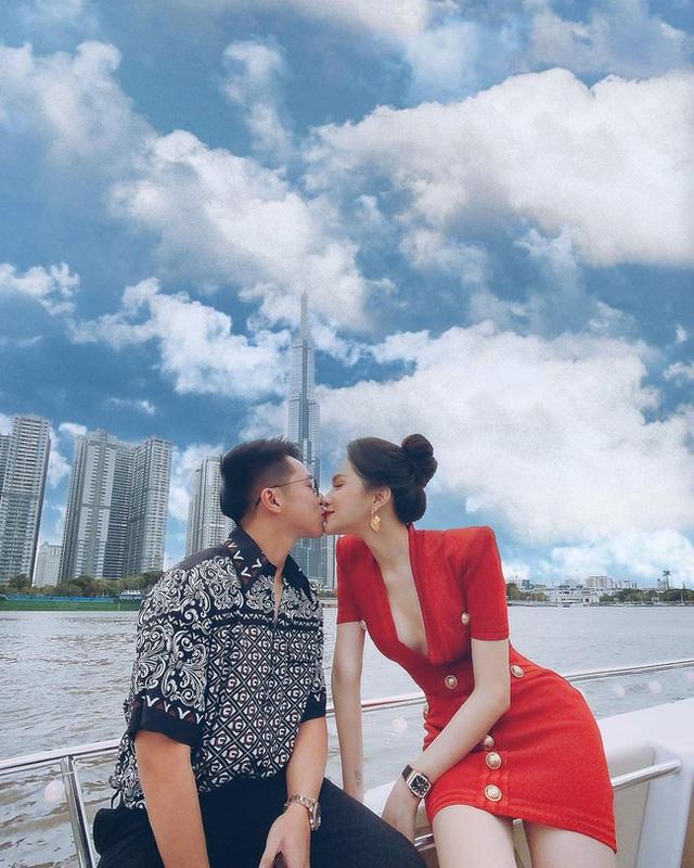 Im lặng suốt thời gian Hương Giang vướng lùm xùm với anti-fan, Matt Liu bất ngờ làm hành động ngọt ngào này cho bạn gái - Ảnh 2.