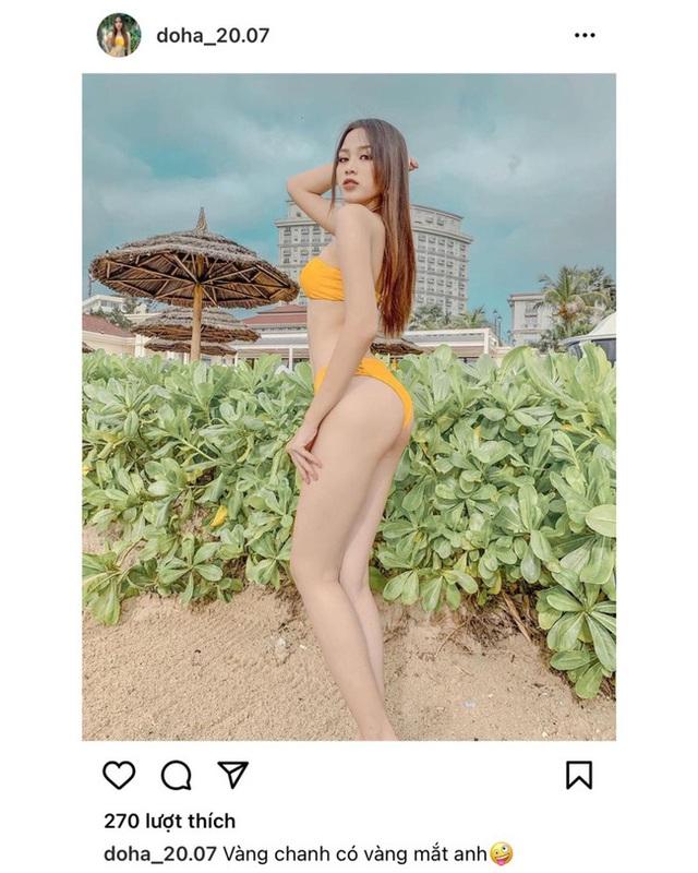 Vẻ ngoài ngây thơ là vậy nhưng hóa ra Tân Hoa hậu Việt Nam lại là cao thủ thả thính thế này đây - Ảnh 1.