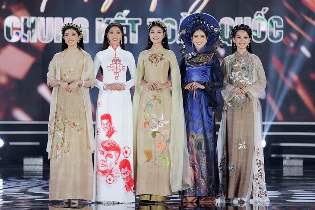 Vân Ly - từ tiếp viên hàng không đến Top 10 Hoa hậu Việt Nam - Ảnh 2.