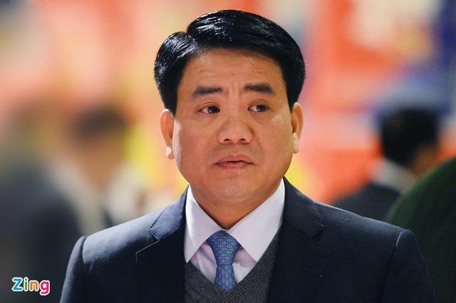Cựu cảnh sát tự thú sau khi tuồn tài liệu mật cho ông Nguyễn Đức Chung - Ảnh 1.