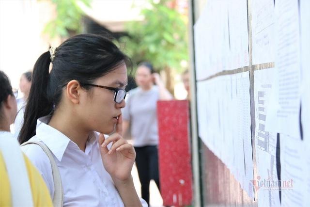 Trường THPT tốp đầu Hà Nội sẽtự chủ tài chính, thu học phí cao? - Ảnh 1.