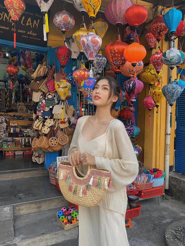 Vóc dáng gợi cảm của Á hậu Nguyễn Lê Ngọc Thảo - Ảnh 13.