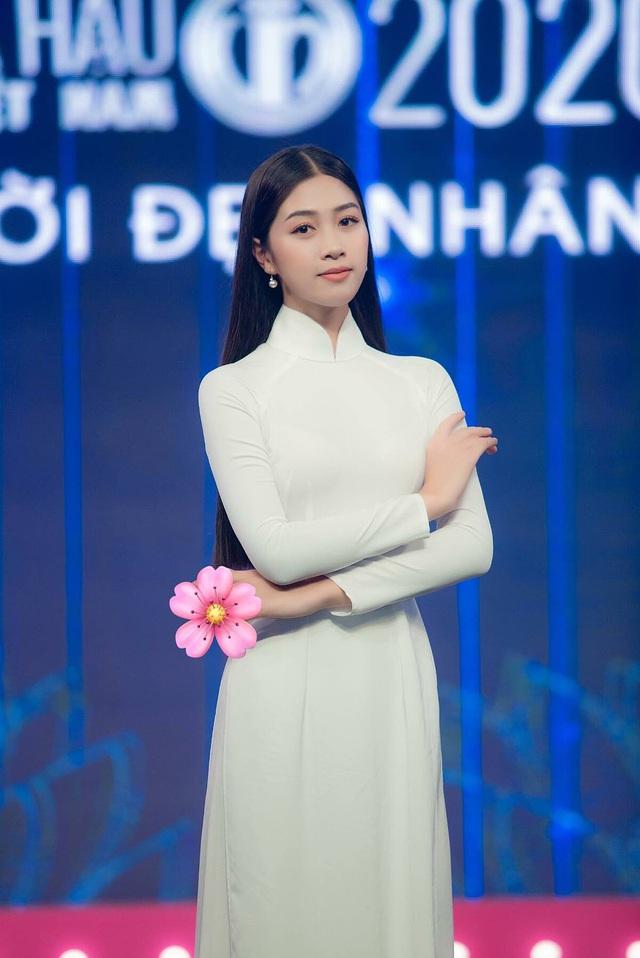 Vân Ly - từ tiếp viên hàng không đến Top 10 Hoa hậu Việt Nam - Ảnh 3.
