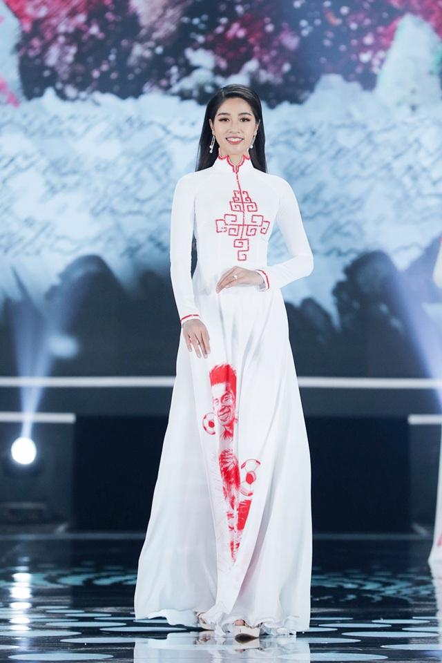 Vân Ly - từ tiếp viên hàng không đến Top 10 Hoa hậu Việt Nam - Ảnh 6.