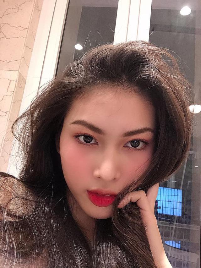Vóc dáng gợi cảm của Á hậu Nguyễn Lê Ngọc Thảo - Ảnh 7.