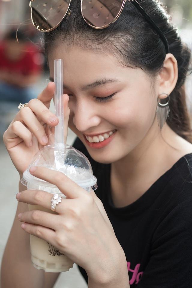 Vóc dáng gợi cảm của Á hậu Nguyễn Lê Ngọc Thảo - Ảnh 8.