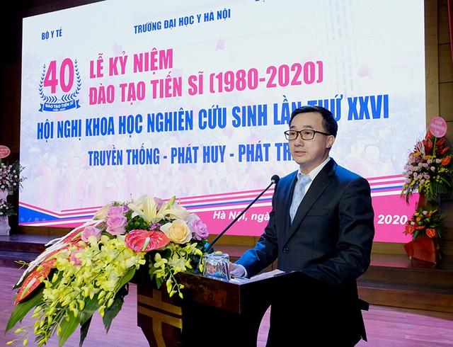 40 năm, 1.440 tiến sĩ tốt nghiệp từ trường Y khoa lâu đời, uy tín nhất Việt Nam  - Ảnh 2.