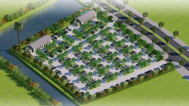 Ecopark: Khởi công nhà máy nước thải thứ 4 tại khu đô thị - Ảnh 2.