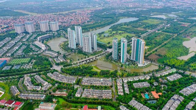 Ecopark: Khởi công nhà máy nước thải thứ 4 tại khu đô thị - Ảnh 3.