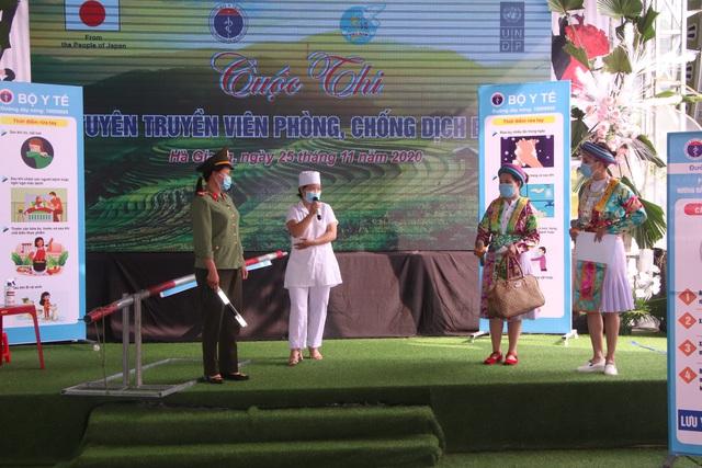 Thứ trưởng Bộ Y tế Đỗ Xuân Tuyên: Truyền thông trực tiếp đóng vai trò quan trọng trong công tác phòng chống dịch bệnh - Ảnh 4.