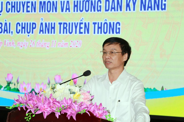 Nghệ An: Nâng cao công tác truyền thông dân số trong thời kỳ mới - Ảnh 2.
