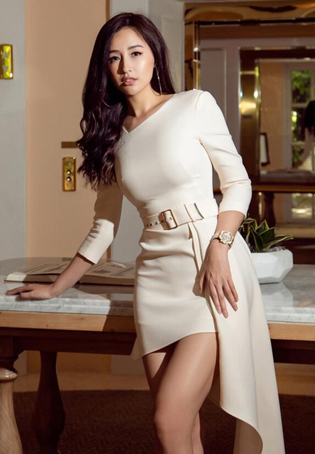 Hoa hậu Mai Phương Thúy: Tôi đề nghị chia tay nhiều lần nhưng bạn trai từ chối - Ảnh 3.