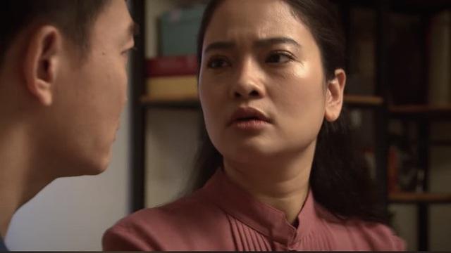 Lửa ấm tập 41: Thủy đòi ly thân chồng một thời gian vì muốn Minh rõ ràng với mẹ con tiểu tam - Ảnh 2.