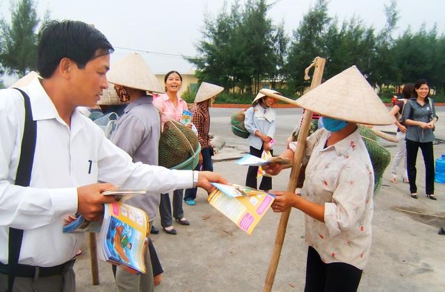 Nâng cao chất lượng dân số vùng biển tỉnh Thái Bình - Ảnh 1.