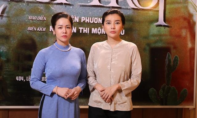 Nhật Kim Anh đóng phim sau phẫu thuật - Ảnh 3.