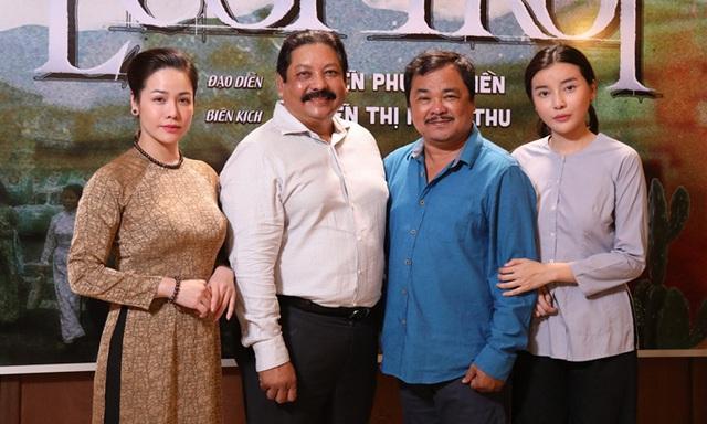 Nhật Kim Anh đóng phim sau phẫu thuật - Ảnh 4.