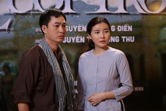 Nhật Kim Anh đóng phim sau phẫu thuật - Ảnh 5.