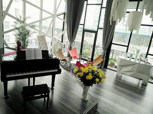 Không gian sống nhà trong vườn đầy lãng mạn của ca sĩ Thùy Dung - Ảnh 5.