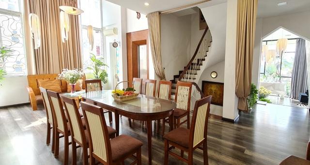 Không gian sống nhà trong vườn đầy lãng mạn của ca sĩ Thùy Dung - Ảnh 8.