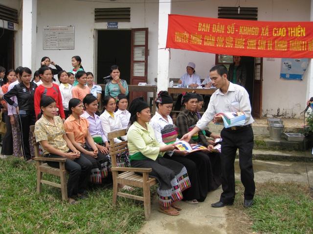 Thanh Hoá: Dự kiến đến năm 2025 tỷ số giới tính khi sinh được khống chế - Ảnh 1.
