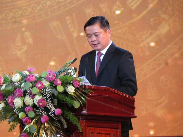 Nghệ An long trọng tổ chức lễ kỷ niệm 990 năm danh xưng - Ảnh 2.