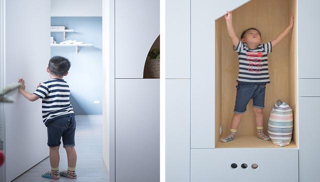 Bí mật đắt giá giúp gia đình 3 thành viên sống thoải mái, tiện nghi trong căn hộ 15m² - Ảnh 12.
