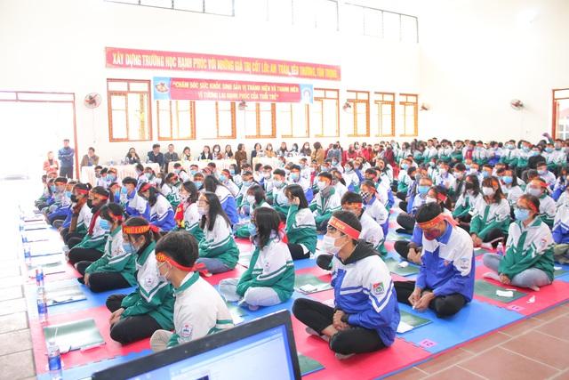 Thái Nguyên tổ chức Hội thi tìm hiểu kiến thức về dân số, sức khỏe sinh sản vị thành niên, thanh niên - Ảnh 2.