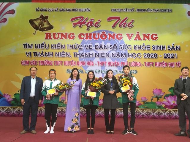 Thái Nguyên tổ chức Hội thi tìm hiểu kiến thức về dân số, sức khỏe sinh sản vị thành niên, thanh niên - Ảnh 4.