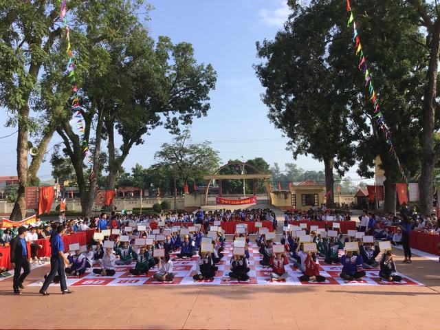 Thái Nguyên tổ chức Hội thi tìm hiểu kiến thức về dân số, sức khỏe sinh sản vị thành niên, thanh niên - Ảnh 1.