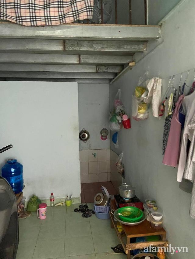 Phòng đi thuê 9m² lột xác với góc nào cũng chill như homestay ở Sài Gòn - Ảnh 1.