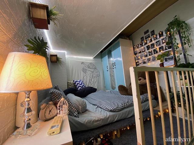 Phòng đi thuê 9m² lột xác với góc nào cũng chill như homestay ở Sài Gòn - Ảnh 11.