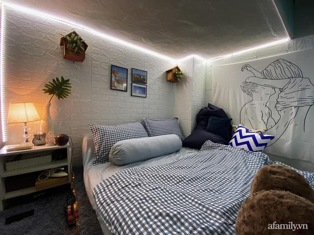 Phòng đi thuê 9m² lột xác với góc nào cũng chill như homestay ở Sài Gòn - Ảnh 18.