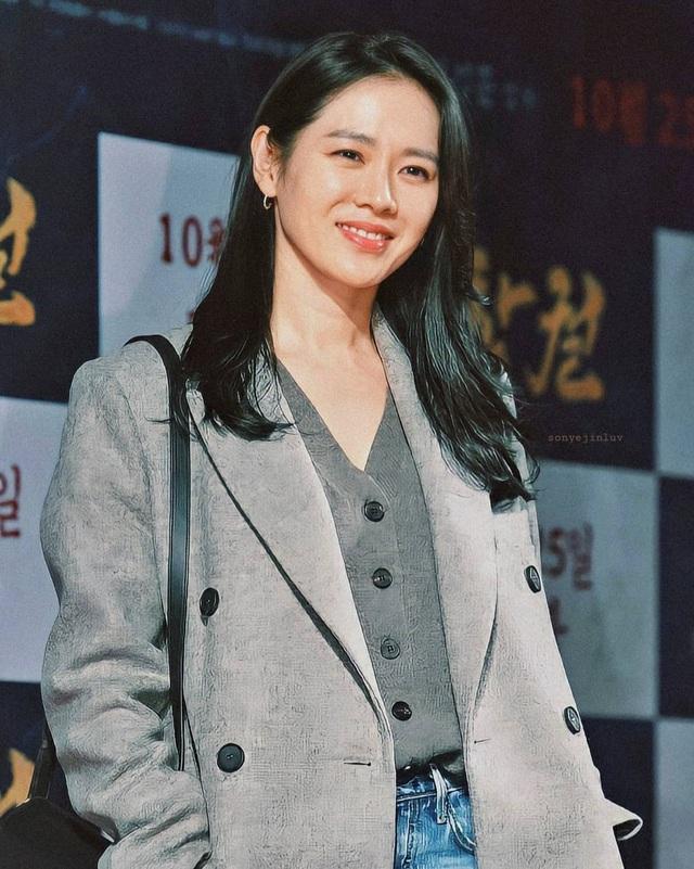 4 kiểu tóc đẹp đỉnh cao của Son Ye Jin: Đều hợp với nàng U30, ngắm thì kiểu gì cũng tìm thấy chìa khóa lên đời nhan sắc - Ảnh 5.