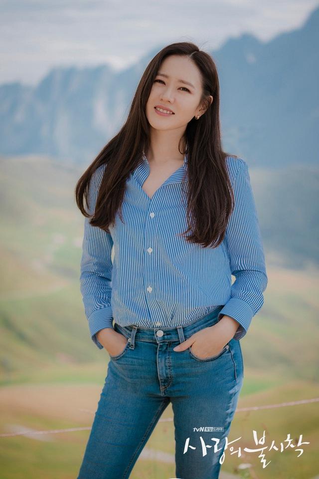4 kiểu tóc đẹp đỉnh cao của Son Ye Jin: Đều hợp với nàng U30, ngắm thì kiểu gì cũng tìm thấy chìa khóa lên đời nhan sắc - Ảnh 9.