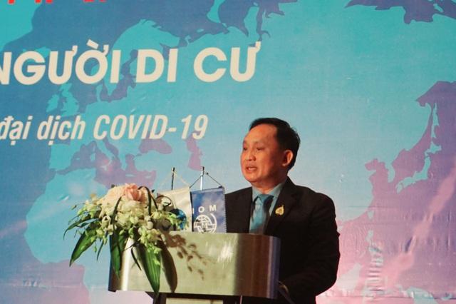 Chung tay bảo vệ và hỗ trợ người di cư trong bối cảnh đại dịch COVID-19 - Ảnh 1.