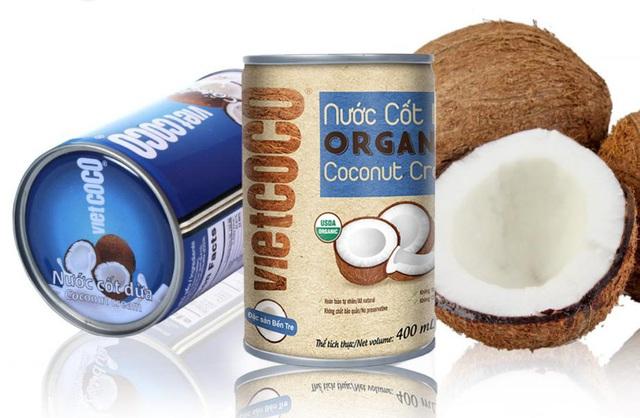 Những tác dụng tuyệt vời từ nước cốt dừa tự nhiên đối với sức khỏe - Ảnh 3.