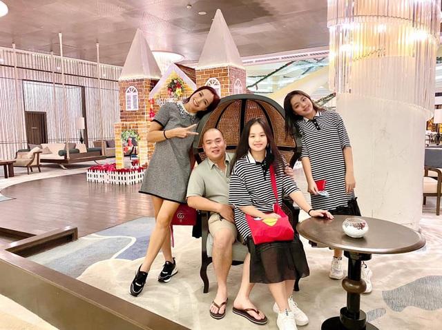 15 năm hôn nhân viên mãn của Minh Khang - Thuý Hạnh cùng hai cô công chúa đáng yêu - Ảnh 5.