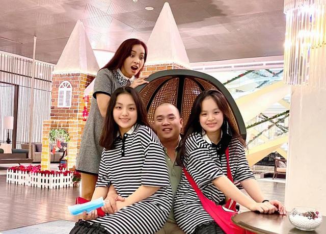 15 năm hôn nhân viên mãn của Minh Khang - Thuý Hạnh cùng hai cô công chúa đáng yêu - Ảnh 4.