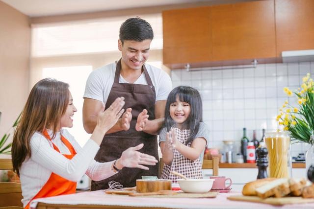 Những gia đình hạnh phúc có điểm chung là gì? - Ảnh 1.