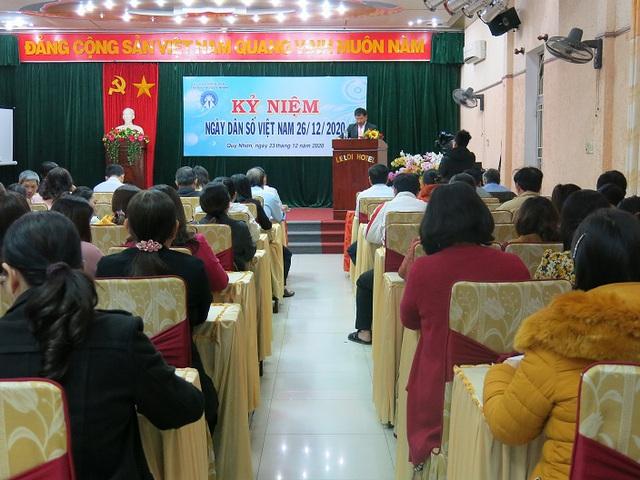 Quy Nhơn (Bình Định): Tăng cường sự lãnh đạo, chỉ đạo của các cấp ủy đảng, chính quyền để thực hiện công tác Dân số và Phát triển - Ảnh 1.