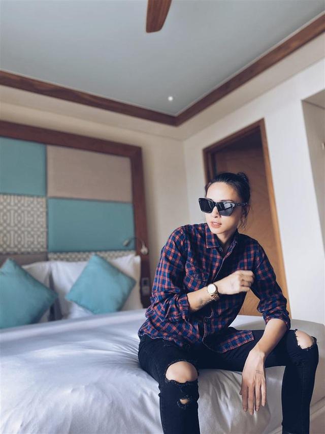 Ở tuổi 41, Ngô Thanh Vân đã lão hóa ngược còn diện đồ siêu trẻ và sành điệu, - Ảnh 14.