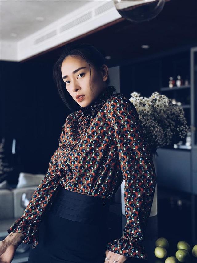 Ở tuổi 41, Ngô Thanh Vân đã lão hóa ngược còn diện đồ siêu trẻ và sành điệu, - Ảnh 3.