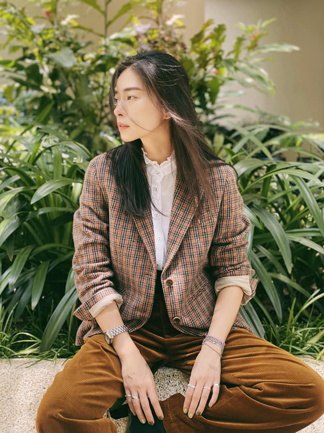 Ở tuổi 41, Ngô Thanh Vân đã lão hóa ngược còn diện đồ siêu trẻ và sành điệu, - Ảnh 9.