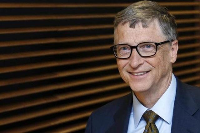 Bất ngờ với 2 thứ mang lại cảm giác hạnh phúc cho Bill Gates - Ảnh 1.