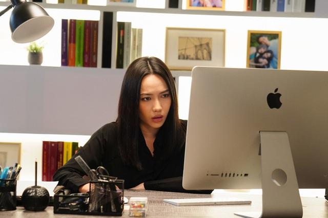 Lộ cảnh 18+ nhạy cảm của Minh Hằng với bạn diễn nam khiến khán giả đỏ mặt - Ảnh 8.