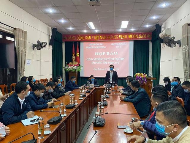 Có 36 người là F1 của nười đàn ông ở Quảng Bình tái dương tính với SARS-CoV-2 - Ảnh 3.