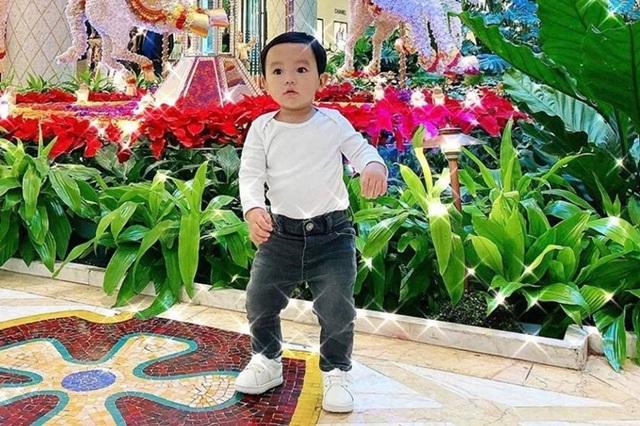 Con trai của hoa hậu Phạm Hương - Ảnh 7.