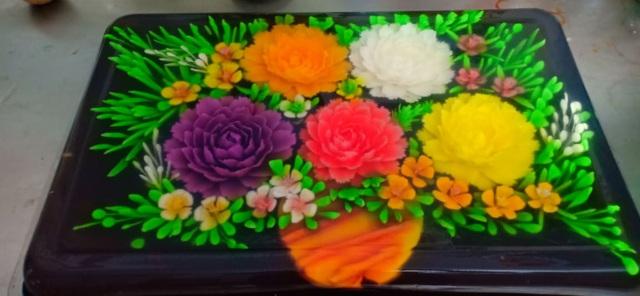 Ăn bánh thạch 3D hoa hồng cho ngày lễ Tình nhân năm nay - Ảnh 26.