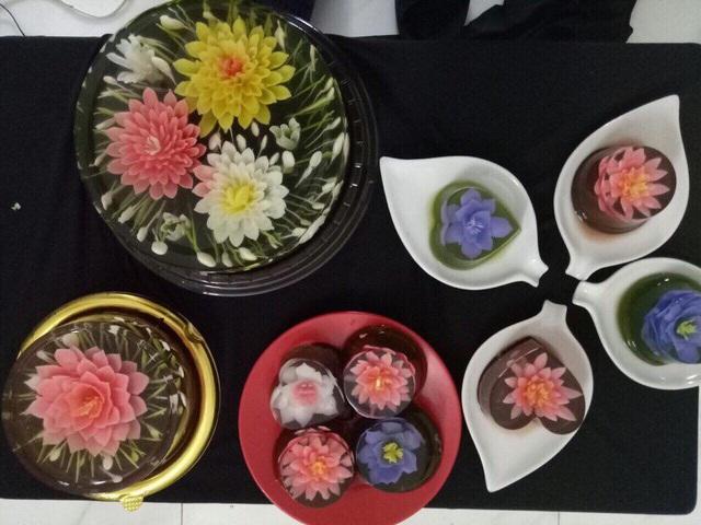 Ăn bánh thạch 3D hoa hồng cho ngày lễ Tình nhân năm nay - Ảnh 22.